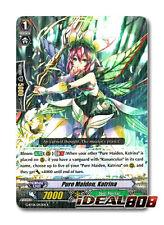 Cardfight Vanguard  x 4 Pure Maiden, Katrina - G-BT06/043EN - R Mint