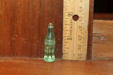 Vintage 1950's Dime Store Novelty Plastic Coca Cola Bottle Miniature