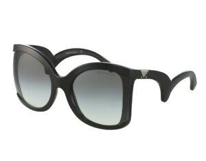 EMPORIO ARMANI Authentic Sunglasses Women EA4083 5017/8E Black/ Grey Gradiente