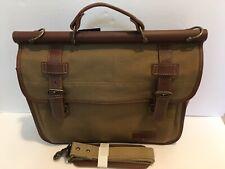 Tommy Hilfiger Smaller Flap Over Brown Messenger Bag
