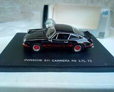 1:43 1/43 EAGLE'S RACE PORSCHE 911 CARRERA RS 2.7 L 1973 black - MB