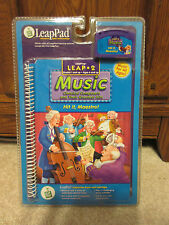 Leap Frog - Leap Pad - Leap 2 - Music - Interactive Book & Cartridge - NEW