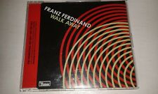FRANZ FERDINAND WALK AWAY CD SINGLE PROMO RARE