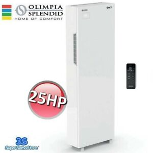 3S OLIMPIA SPLENDID UNICO TOWER INVERTER 25 HP RVA KLIMAANLAGE Kühlen Heizung