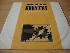 "Big Country East Of Eden (PS) 12"" Vinyl Single"