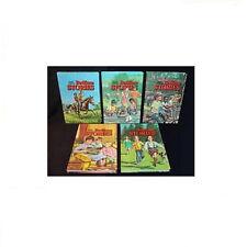 Uncle Arthur's Bedtime Stories 5 Volumes, (King James Bible) Arthur S. Maxwell