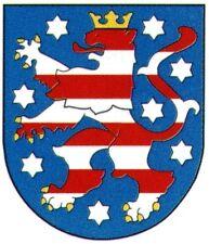Thüringen 6 historische Wertpapiere Grundstock Sammlung / Aktien Kux Konvolut