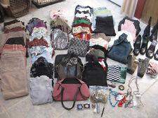 Huge 130pc+ Juniors Clothing Lot Etc Sz 2/4 XS/S/M Marc Jacobs Aero Gap Puma etc
