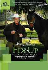 Monty Roberts Fix-Up DVD (3DVD Set)  NEW!