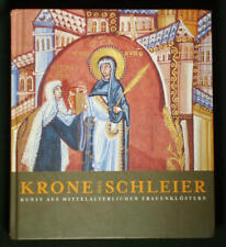 BOOK Medieval Women's Art Religious illumination vestment embroidery sculpture