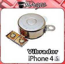 VIBRADOR compatible iPhone 4S motor vibración repuesto reparación recambio 4S