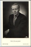 HANS BRAUSEWETTER Schauspieler ca. 1950/60 Porträt-AK Postkarte Film Bühne