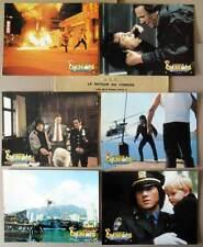 LE RETOUR DU CHINOIS - Jackie Chan - JEU A 6 PHOTOS / 6 FRENCH LOBBY CARDS