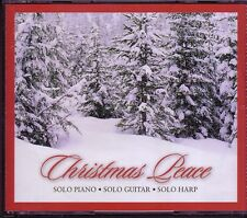 Christmas Peace Solo 3CD ERIC WYSE LANCE ALLEN JENNY CROOK Martingale Music Rare