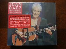 Joan Baez Joan Baez 75th Birthday Celebration 3 CD NEW sealed