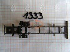 2x ALBEDO Ersatzteil Ladegut Chassis Oberteil dunkelbraun H0 1:87 - 1333