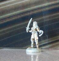 Female Half Elf Bard Premium D/&D Miniature Dungeons Dragons dirge npc rogue W4 Z