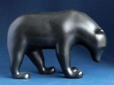 FRANCOIS POMPON Figurine Ours Brun Parastone édition de Musée pom07 sculpture
