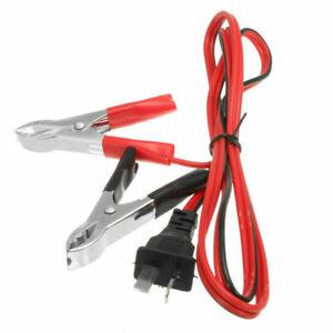 12V Generator DC Charging Cable Cord Wires For Honda Generator EU1000i EU2000i