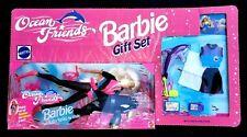 1996 Ocean Friends Barbie & Baby Keiko Gift Set, 16442 *Nrfb* includes fashion