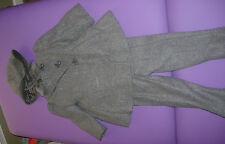 VINTAGE MID-CENTURY  ROTHSCHILD  WINTER JACKET AND PANTS  CHILD'S SIZE  WOOL