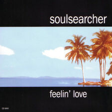 Soulsearcher ‎– Feelin' Love /Rare France CD-Single!Nice Axwell&Soulsearcher Rmx
