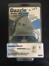 Dazzle MultiMedia Memory Stick Reader DM-8100 with Software