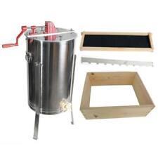 2 Frame Honey Extractor & 1 Complete Honey Super With Free Spacer Gl-E2-1Sk-Spcr
