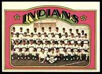 1972 Topps Team Records Cleveland Indians #547