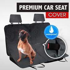 Premium Pet Car Seat Cover Dog Protector Waterproof Travel Back Seat Mat