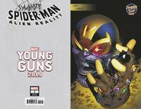 Symbiote Spider-Man Alien Reality #1 Larraz Young Guns Var (Marvel,2020) NM