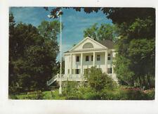 Uniacke House Mount Uniacke Nova Scotia Canada 1973 Postcard US047