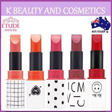 [Etude House] Mini Two Match Lip Color - Lipstick Stick Two Tone Magnetic Holder