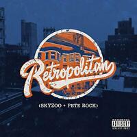 Skyzoo And Pete Rock - Retropolitan (NEW CD)