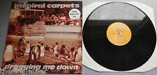 """Inspiral Carpets - Dragging Me Down 1992 Mute 12"""" Single with Print & Moosletter"""