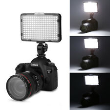 LED Videoleuchte Kameralicht Fotoleuchte für Canon Nikon Pentax JVC DV Camcorder