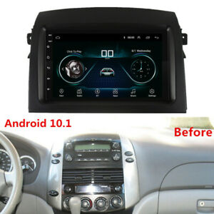 For 2004-2010 Toyota Sienna 7 Inch Android 10.1 Car Radio GPS Navigation Wifi FM