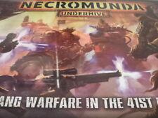 Necromunda Underhive - Warhammer 40k 40,000 Games Workshop Starter Box Set New!