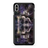 Majestic Elegant Horse Celestial Fairy Water Reflect Enchanted Phone Case Cover