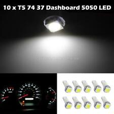 10x White Led Bulbs T5 70 73 74 For Nissan Instrument Dash Gauge Speedo Light