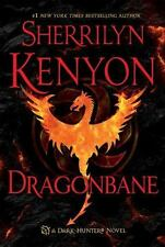 Dragonbane-Sherrilyn Kenyon-2015 Dark-Hunter novel-Hardcover/dust jacket