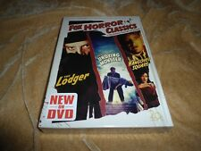 Fox Horror Classics Collection (The Lodger/Hangover Square/The Undying Monster)