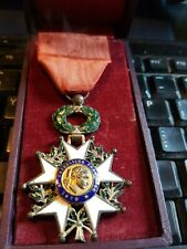 Legion of Honour-Dated 1870 In Box -No Chips -Looks Perfect -See Store Medals
