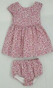 Baby Ralph lauren Floral Fit-and-Flare Dress
