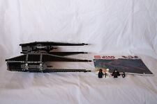 LEGO | 75179 | Star Wars | Kylo Ren's TIE Fighter