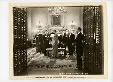 MAN THEY COULD NOT HANG Original Movie Still 8x10 Horror Boris Karloff 1940 9758