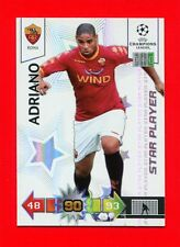 CHAMPIONS LEAGUE 2010-11 Panini 2011 -Card Star Player- ADRIANO - ROMA