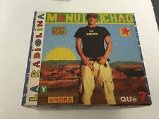 Manu Chao : La Radiolina CD (2007) 5060107721258 - MINT