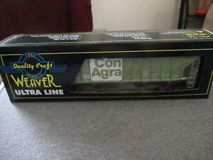 Weaver MSHIP13LD Con Agra PS-2 CD Grain Hopper  O GA 3-Rail New in/Box