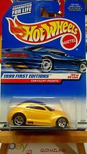Hot Wheels First Editions Chrysler Pronto 1999-928  (9998)